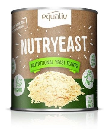 Levedura Nutricional Nutryeast Equaliv 180g - Super Food