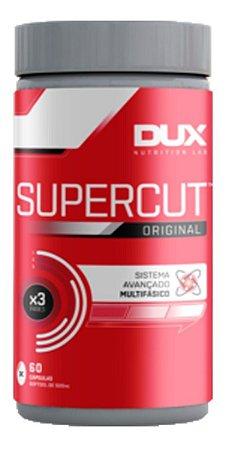 Burn Supercut (60 Caps) - Dux Nutrition - Emagrecedor Novo