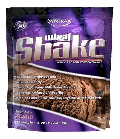 Whey Shake 5lbs - Syntrax Nutrition