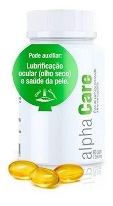 Óleo De Linhaça Alpha Care Flaxseed Linseed Vital Atman