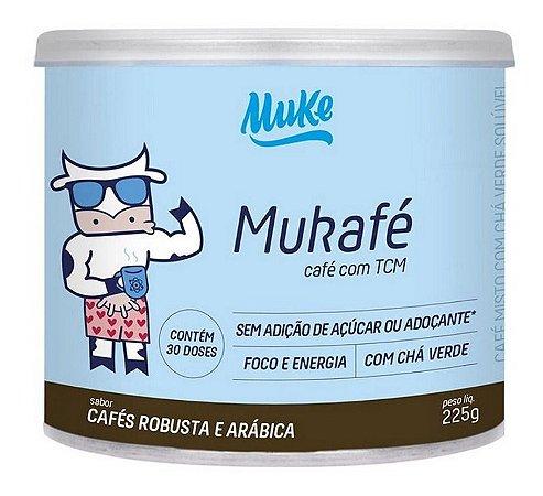 Muke Mukafé 225g Café Solúvel Termogênico - Mais Mu