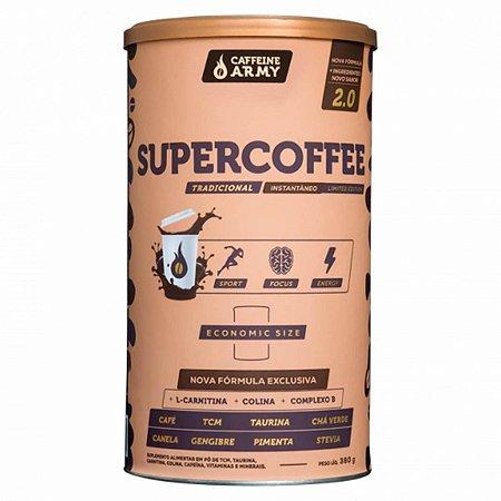 Super Coffee 2.0 Economic Size 380g Lançamento Caffeinearmy