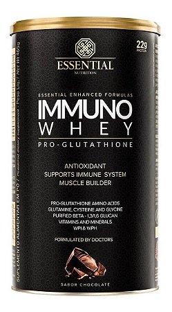 Immuno Whey Pro Glutathione 465g - Essential Nutrition