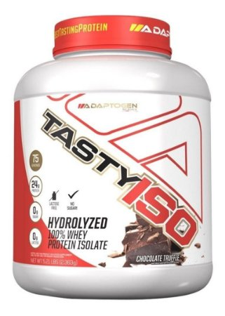 Tasty Iso 5lbs (2363g) Adaptogen Science