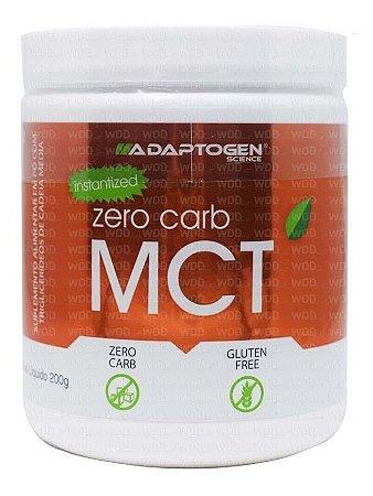 Mct Zero Carb 200g Adaptogen Science
