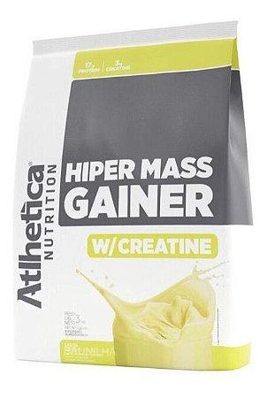 Hiper Mass Gainer Com Creatine (sc) 3kg - Atlhetica