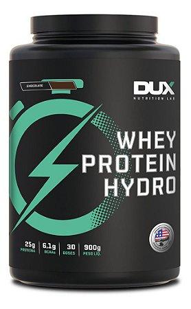 Whey Protein Hydro 900g - Hidrolisada - Dux Nutrition