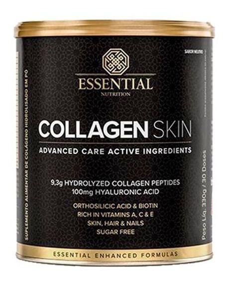 Collagen Skin 330g Novo Colágeno Essential Nutrition