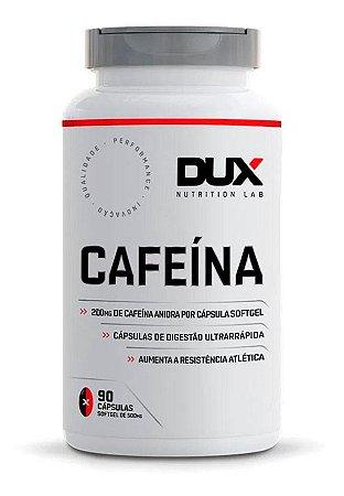 Dux Cafeína 90 Cápsulas Foco Disposiçao - Dux Nutrition