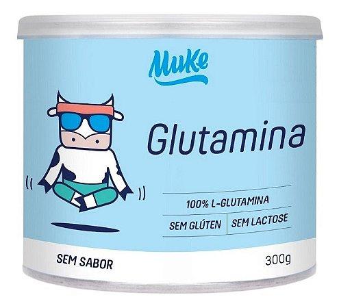Muke Glutamina + Mu 300g Lançamento - Mais Mu