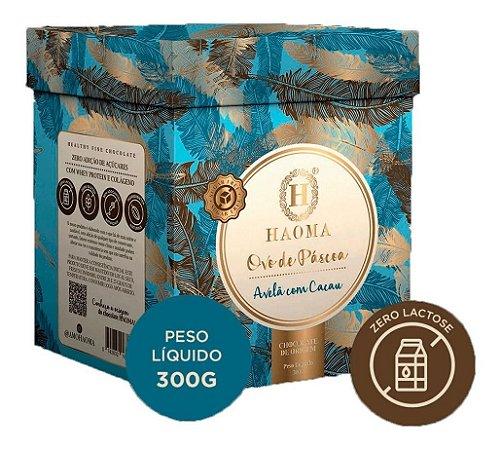 Ovo De Páscoa Chocolate Belga Com Recheio De Avelã  Haoma