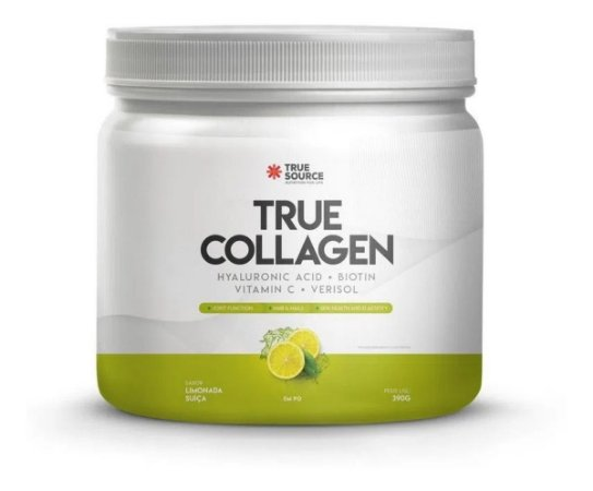 True Source True Collagen Colágeno Verisol Acido Hialuronico
