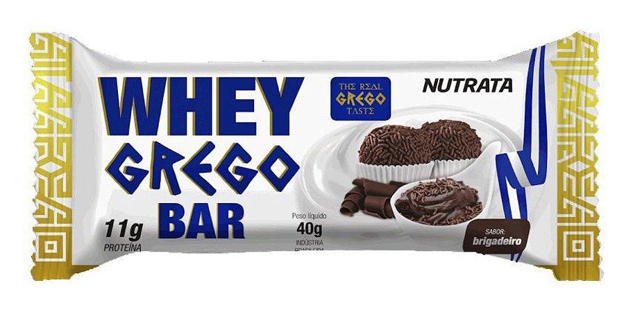 Whey Grego Bar 40g Barra De Proteína Whey Unidade