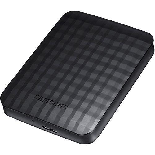 HD Externo Portátil Samsung M3 Portable 1TB Preto