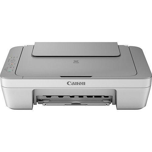 Impressora Canon Multifuncional Pixma MG2410 - Jato de Tinta