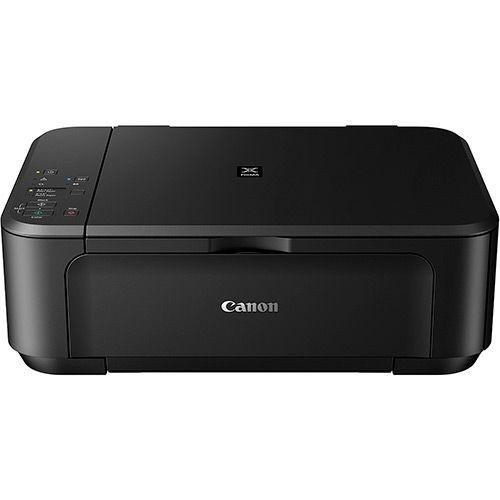 Impressora Canon Multifuncional Pixma MG3510 Wi-Fi - Jato de Tinta