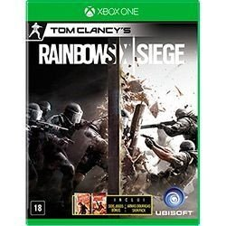 Jogo Tom Clancys Rainbow Six Siege - Xbox One
