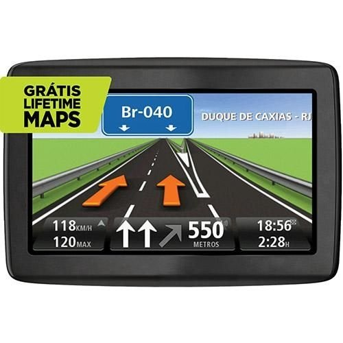 GPS Automotivo TomTom Via 1505M Tela 5""