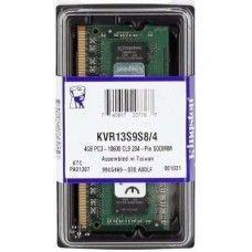 Memoria RAM Kingston KVR13S9S8 4096 MB Notebook DDR3 1333 MHz