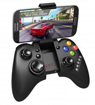 Controle Bluetooth Ípega Wireless Gamepad PG-9021