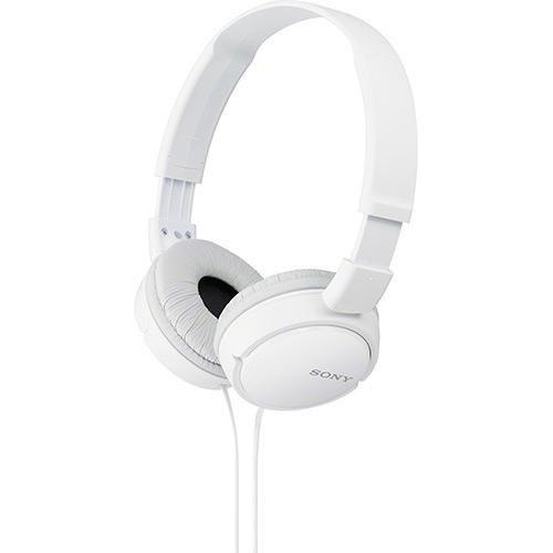 Fone de Ouvido Sony MDRZX110 - Branco