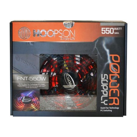 Fonte ATX Hoopson 550W Power Supply