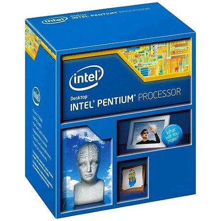 Processador Intel Pentium - G3250, LGA 1150, 3.20 GHz, 3 MB Cache