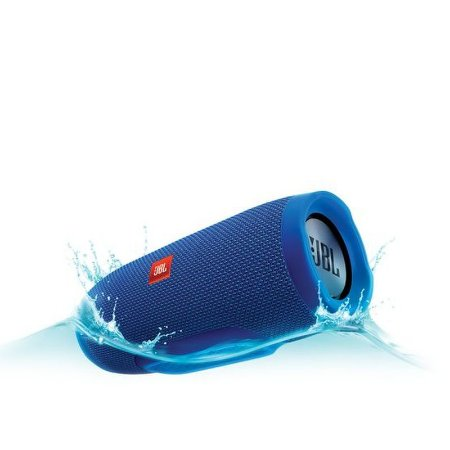 Caixa de Som Bluetooth JBL Charge 3 Azul
