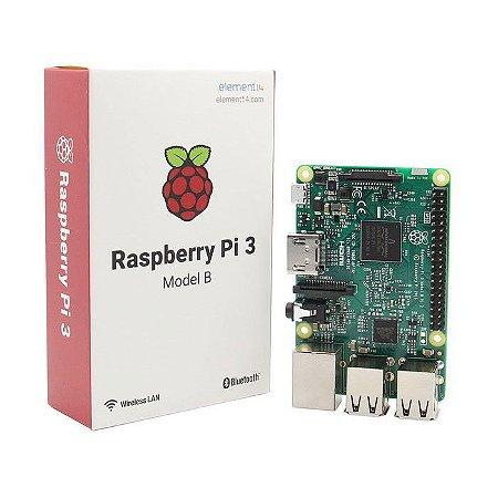 Raspberry Pi 3 - Modelo B