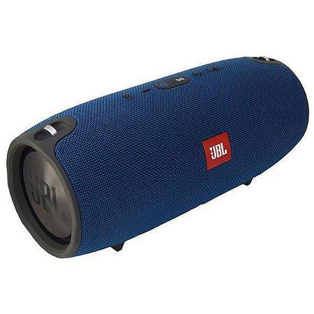 Caixa de Som Bluetooth JBL Xtreme Azul 2 x 20W 15h de Bateria