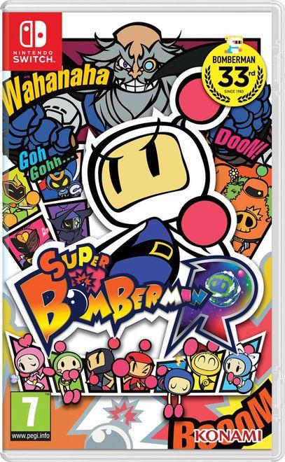 Jogo Super Bomberman R - Nintendo Switch
