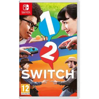 Jogo 1-2-Switch - Nintendo Switch