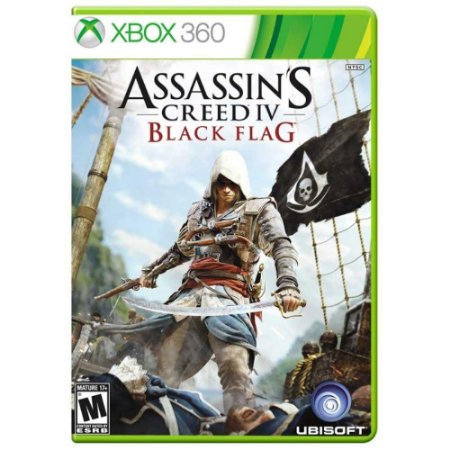 Jogo Assassin`s Creed IV Black Flag - Xbox 360