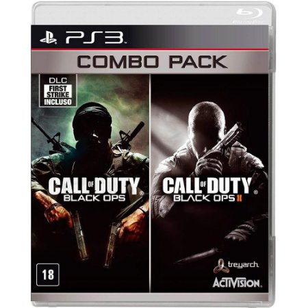 Jogo Call Of Duty: Combo Pack - PS3