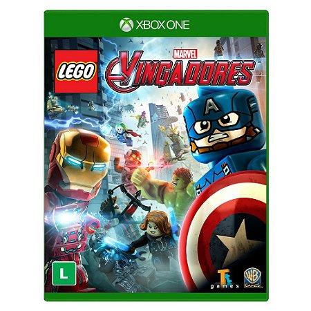 Jogo Lego Marvel Avengers - XBOX ONE