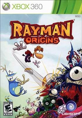 Jogo Rayman Origins- XBOX 360