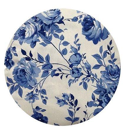 Souplat Floral azul