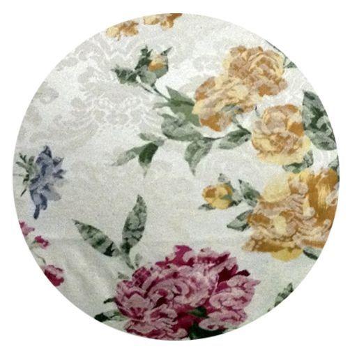 Souplat Floral Rosa