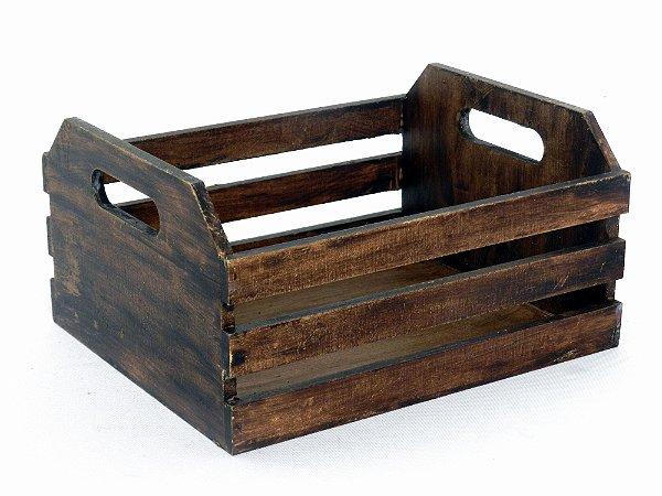 Mini caixote de feira