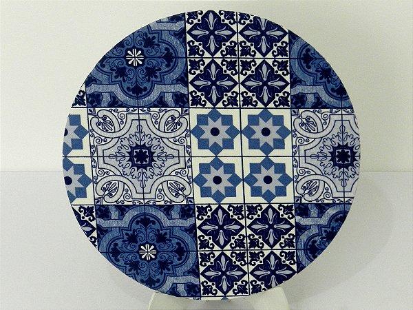 Souplat azulejo português - 33cm e 28cm