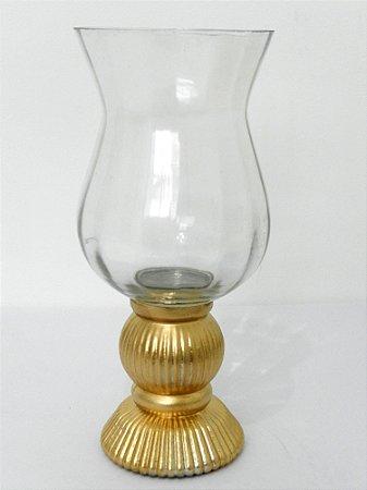 Donzela base ouro