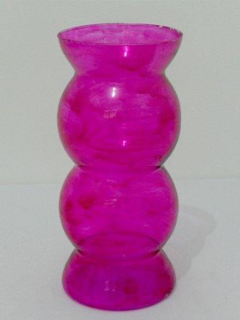 Vidro Silhueta [roxo, amarelo, azul, pink, vermelho]