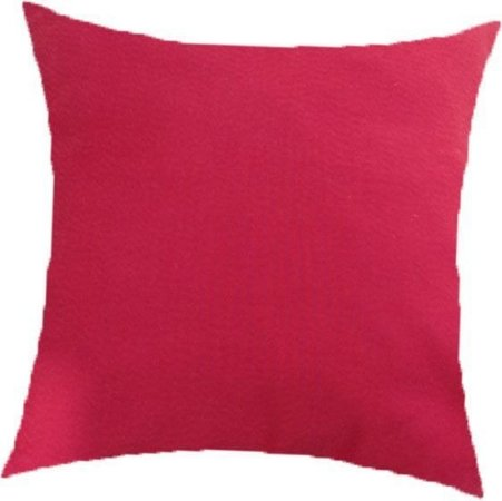 Almofada lisa Rosa pink
