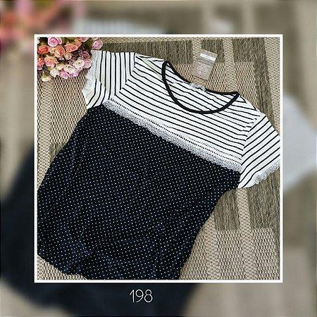 198 | Blusa visco