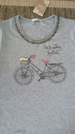 220 | T-shirt bicicleta