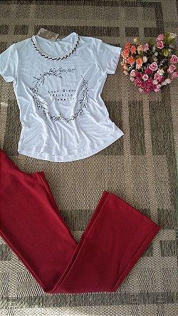 291   T-Shirt Branca