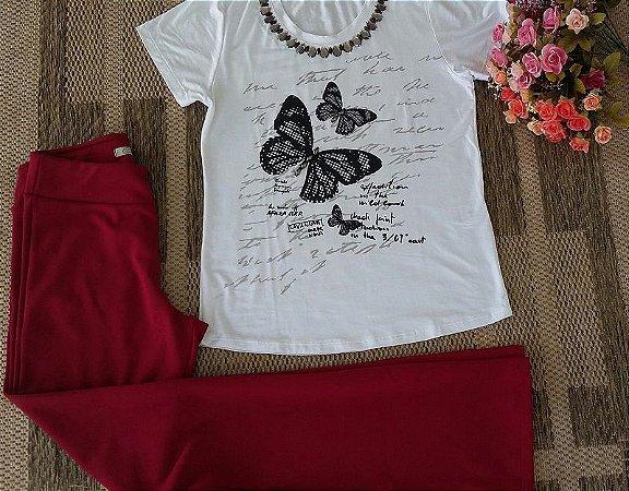 226 | T-Shirt - Branca