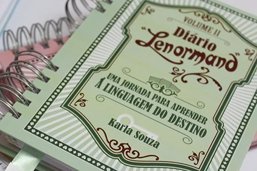 Diário Lenormand Volume 2 - de Karla Souza