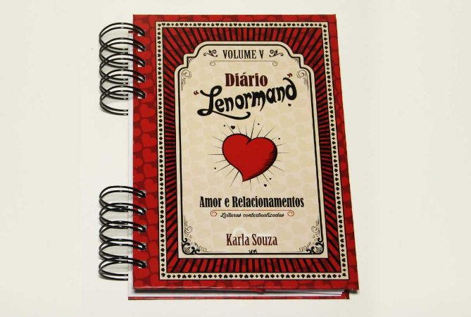 Diário Lenormand Volume 5 - de Karla Souza