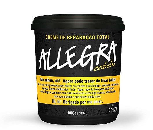 BY BRAZIL ALLEGRA CABELO REPARAÇÃO TOTAL 1kg
